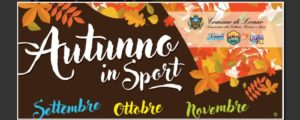 AUTUNNO in SPORT 2019