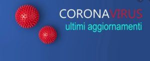 INFORMAZIONI IN MERITO ALL'EMERGENZA EPIDEMIOLOGICA DA COVID-19