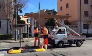 Avviso manifestazione di interesse per l'affidamento del servizio di collocazione e riparazione di segnaletica stradale ed altre lavorazioni collegate