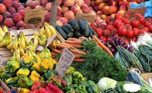 Dall'8 maggio torna il mercato settimanale (solo generi alimentari e produttori agricoli)