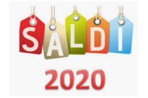 Saldi estivi e vendite promozionali 2020