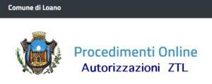 ZTL online dal 1° settembre 2020