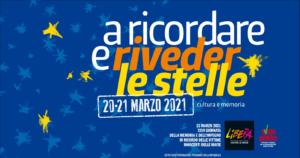 """Tavolo della sicurezza 20 marzo 2021 """"a ricordare e riveder le stelle!"""""""