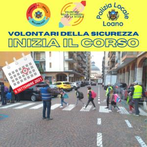 """Corso per """"Volontari della Sicurezza"""""""